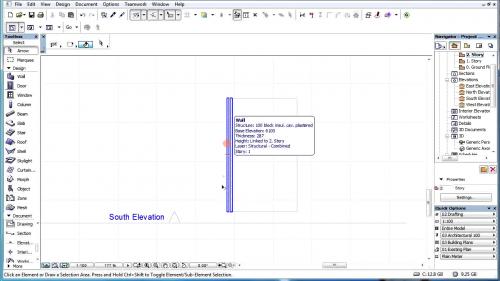 Materiale de constructii inteligente - Afisarea in 3D a straturilor elementelor multistrat GRAPHISOFT