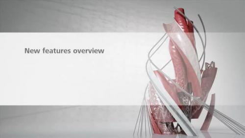 Software proiectare generala - AutoCAD 2014 - New features overview AUTODESK