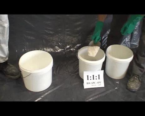 Tratamente de impermeabilizare pentru suprafete din beton APC MC