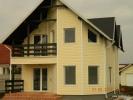 Constructii case americane - Cum am construit casa din lemn de la Vladiceasca jud. Ilfov