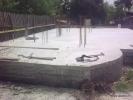 Cum s-a construit casa combinata de la Campina