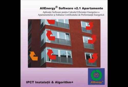 Tutorial AllEnergy Software Apartamente v2.1 AllEnergy