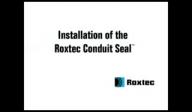 Instalare rama Roxtec Conduit Seal