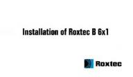 Instalare rama Roxtec B