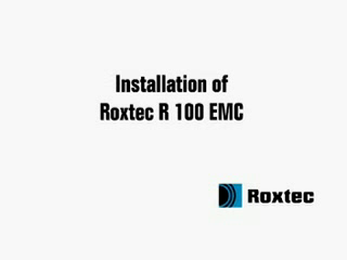Instalare Roxtec R / RS EMC ROXTEC