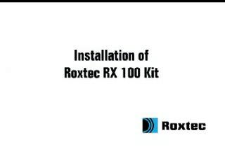 Instalare kit Roxtec RX si RSX ROXTEC