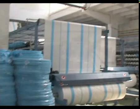 Fabricarea sacilor tip big bags din polipropilena LIVINGJUMBO