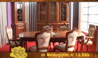 Mobilier din lemn masiv Casa Mobila Simex - Spot publicitar 3