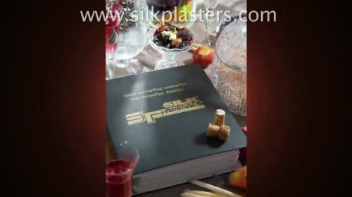 Tencuiala decorativa din matase - Tapet lichid - Proiecte - SILK PLASTER SILK PLASTER