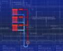 Vane de radiator Acvatix™ echilibrate in presiune - Vane Mini Combi (MCV)