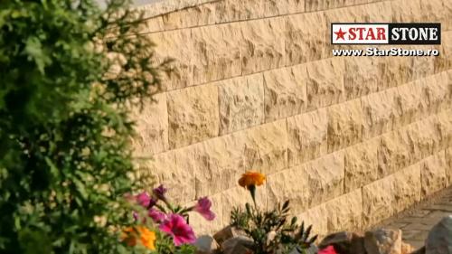 Piatra decorativa din beton ultrausor extrem de rezistent - Mont Blanc STAR STONE