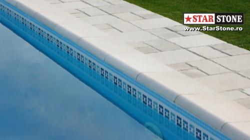 Borduri pentru piscine - Roma 30 STAR STONE