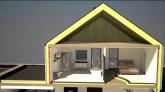Sistemul de ventilatie al unei case pasive