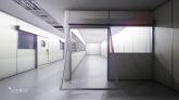 Sistem de pereti despartitori modulari demontabili pentru spatii sanitare - SANILUX