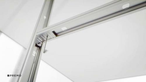 Pereti despartitori modulari demontabili - PREMIUM MODULO MVV PREMO