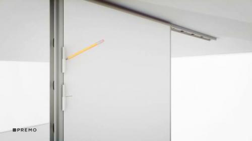Pereti despartitori modulari demontabili - PRIMACY MODULO PSST PREMO