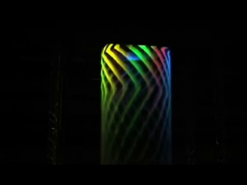 Cortina de apa Interactive Curtain SOMHIDROS