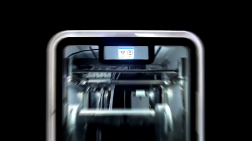 Prezentare noile printere 3D Cubify CubePro CUBE